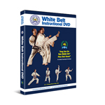 White Belt Instructional DVD