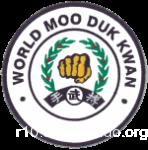 Wolrd Moo Duk Kwan Fist Patch