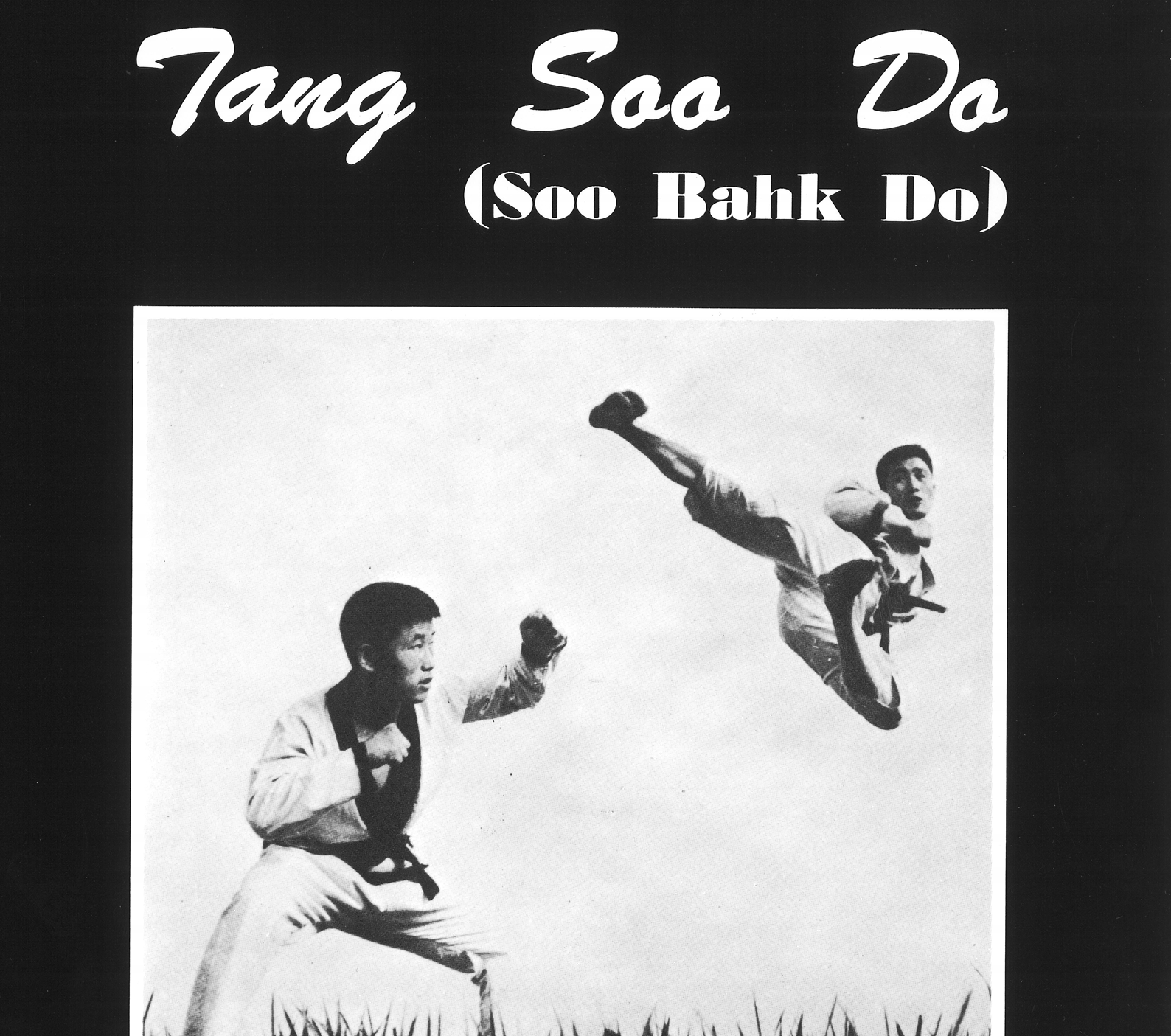 Tang Soo Do Volume 1 Text Book