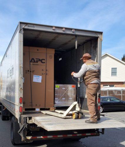 Vol 1 Shipment Arrival